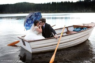 Aaron and Claire's wonderful outdoor wedding at Altskeith Country House,Loch Ard, Loch Lomond