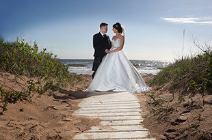 The wedding of Varrie and Douglas at The Waterside hotel