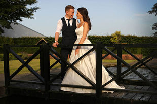 Antonia and Pete's wedding photography at Western House Hotel, Ayr